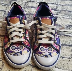 Coach tennis shoes size 7